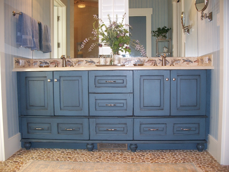 Residential gallery custom cabinetry md de the for Residential cabinets