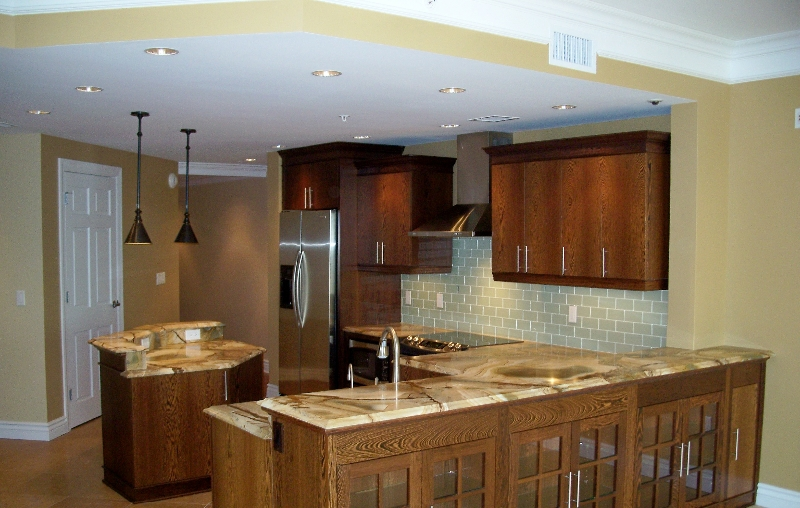 Custom Kitchen on the Eastern Shore