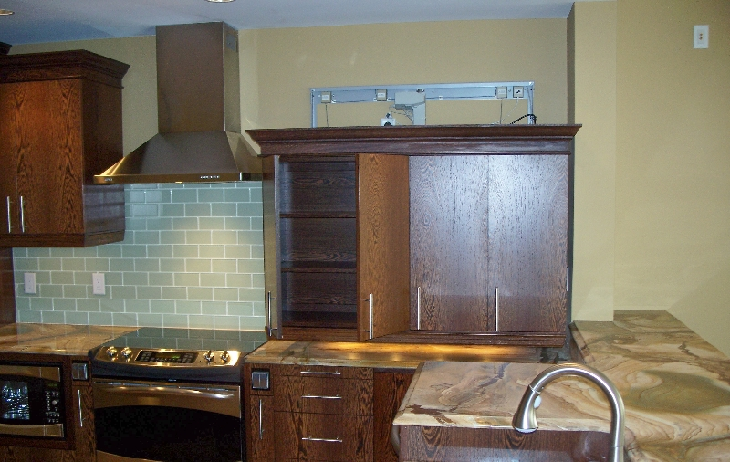 Custom Kitchen Cabinets on the Eastern Shore