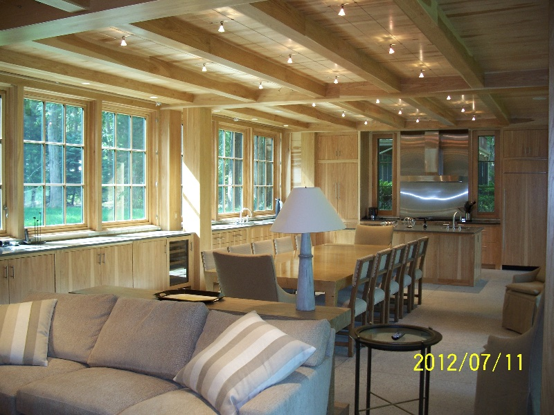 All Wood Custom Room in Delaware